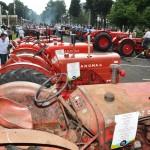 Mostra de maquinas agricolas antigas